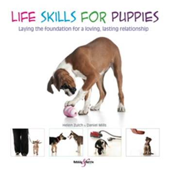 Life Skills for Puppies book