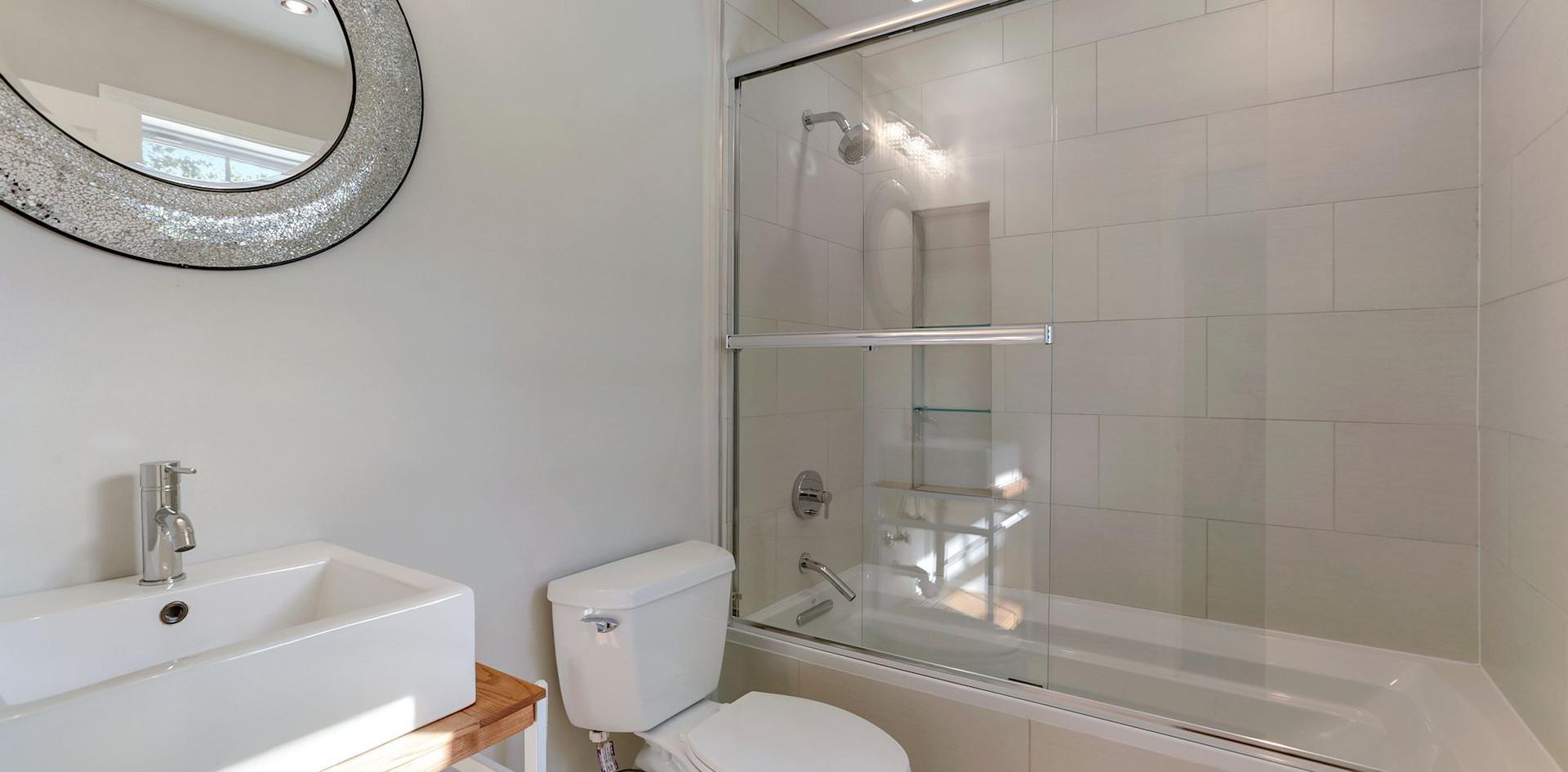Bedroom #2 En-Suite Bath
