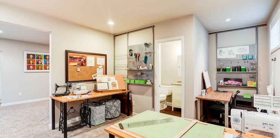 Craft Room (Future Bedroom)