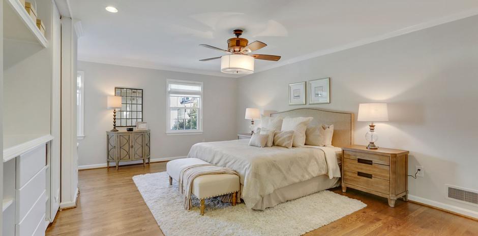 Featuring Gorgeous Refinished Hardwood Floors
