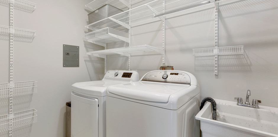 Upper Level Laundry Room