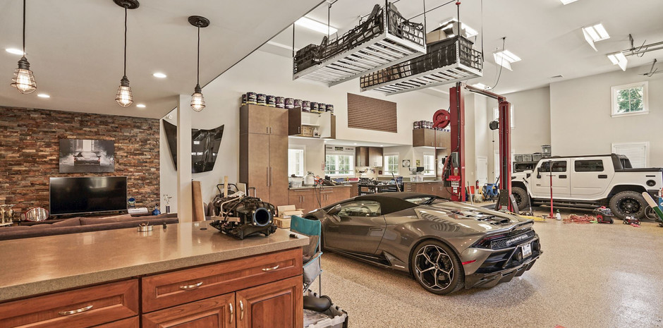 Climate Controlled Garage