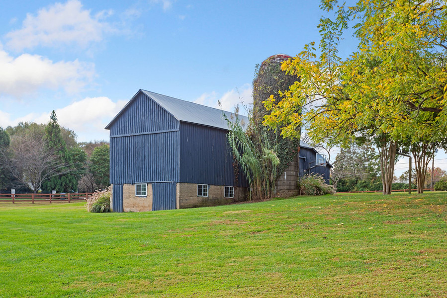 Barn with Horse Stalls