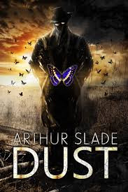 Cover Collection 11: DUST, by Arthur Slade, cover art by Lily Dormishev