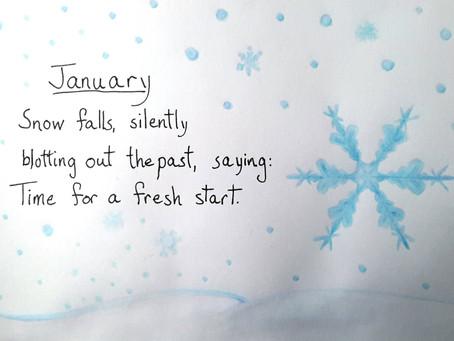 Monthly Haiku: January