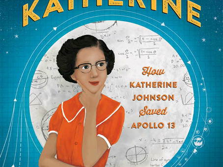 Cover Collection, 1: Counting on Katherine, illustrated by Dow Phumiruk