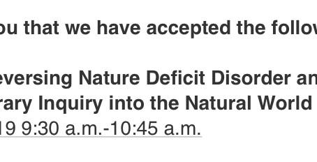 It's No Joke: I'm Going to NCTE!