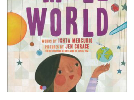 "SMALL WORLD is ""New and Notable""!"