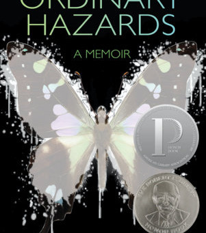 Cover Collection 26: Ordinary Hazards, by Nikki Grimes, With Art and Design by Barbara Grzeslo