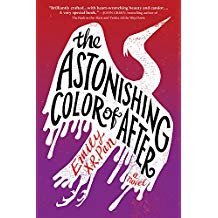 Cover Collection 7: The Astonishing Color of After, by Emily X. R. Pan
