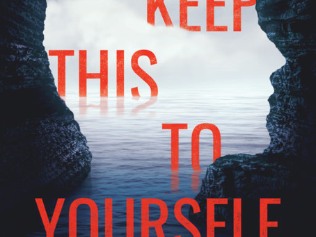 Cover Collection 17: Keep This to Yourself, by Tom Ryan, designed by Aphee Messer