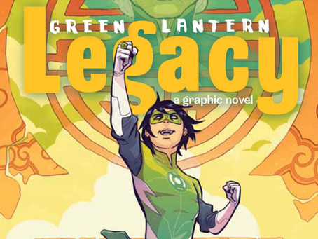 Cover Collection : Green Lantern: Legacy, written by Minh Le, illustrated by Andie Tong, designed by