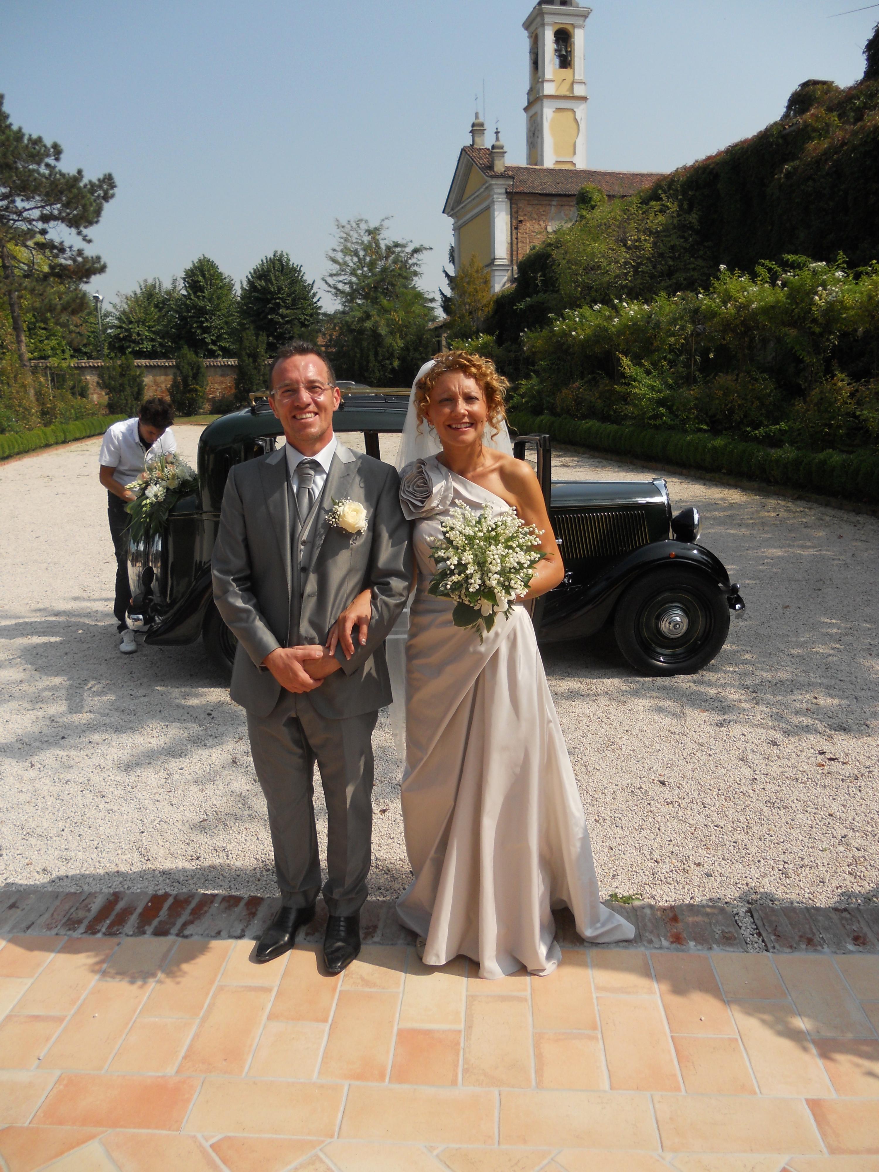 Enrico e Maria Rita