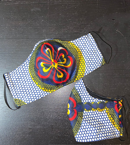 Clover Face Mask