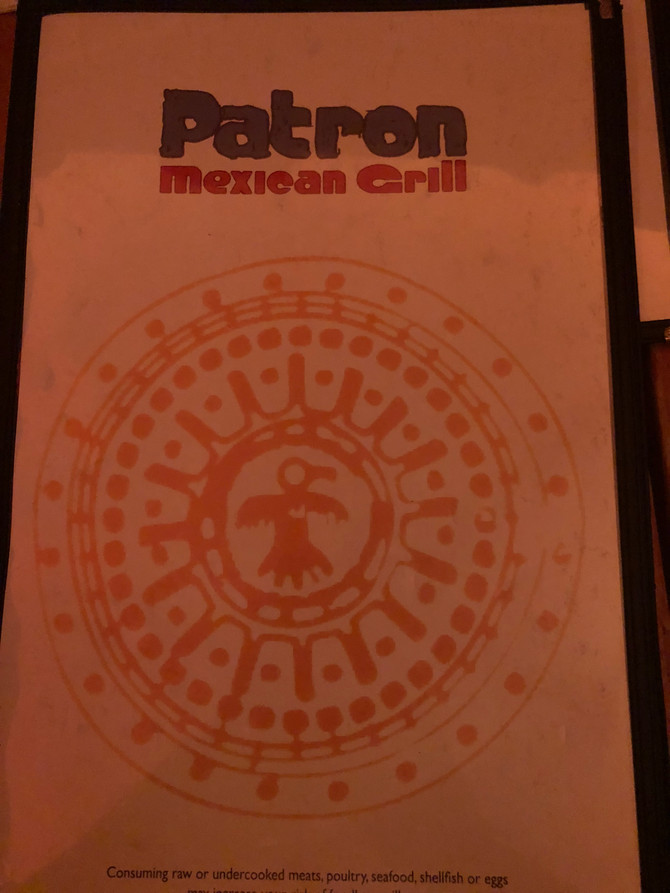 Foodie: Patron Mexican Grill