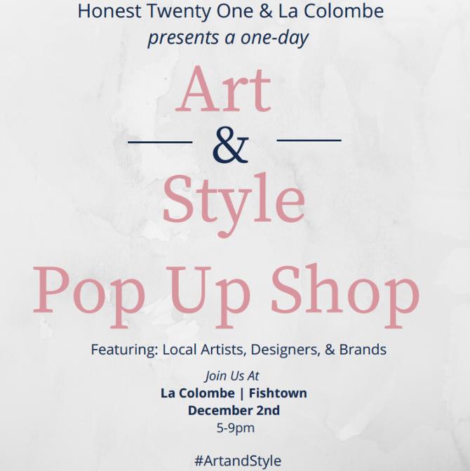 Event | Pop Up Shop