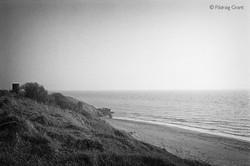 South Beach cliffwalk