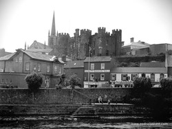 1988 Castle and River