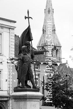 1988 Statue