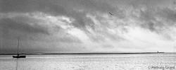 Boat, Bird & Breakwater