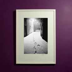 A Framed 30x20 inch Photograph