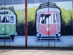 Tram Shed