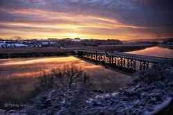 Sunrise at Killurin
