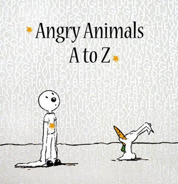 "Book ""Angry Animals A to Z"""