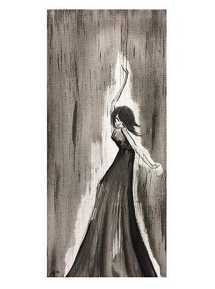 """Card """"Rain Dance"""""""
