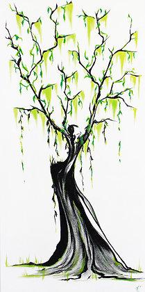 "Print- ""Spanish Moss"" Mother Nature Giclee"