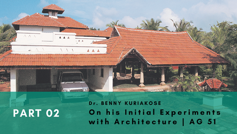 This is part 2 of our two part series with Dr. Benny Kuriakose, a leading sustainable Architect from India.  In this episode he gives us an insight on Architectural Conservation and Vernacular Architecture. He shares with us his opinion on Architectural Education questioning the need to study for 5 years . He then goes on to share with us his view on the Central Vista Project and how to go about design promoting unconventional thinking which is quite intriguing !