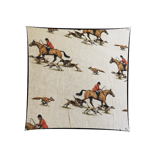 Master, Fox & Hound Cushion