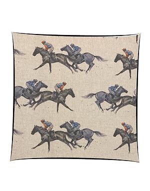 Race Horse Cushion