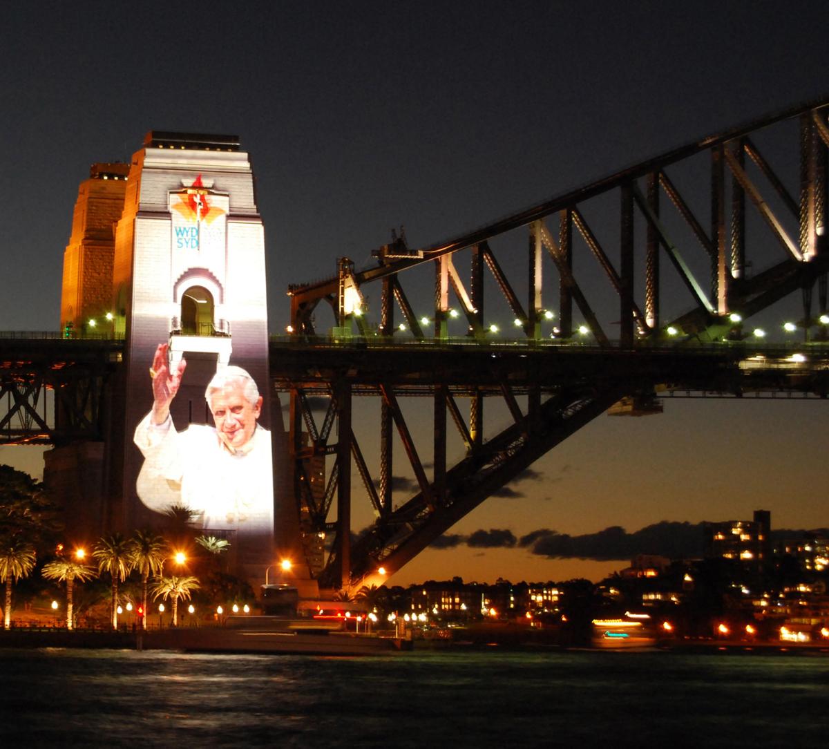 WYD08 Sydney Harbour Bridge