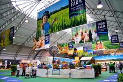 SRES Food Farm - Internal Signage