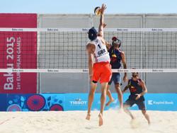 Baku 2015 Beach Volleyball