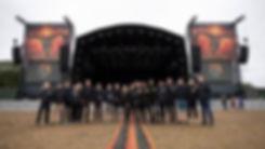 Bloodstock Team Photo