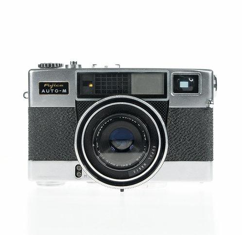 Fujica 35 Auto-M 35mm Rangefinder Camera