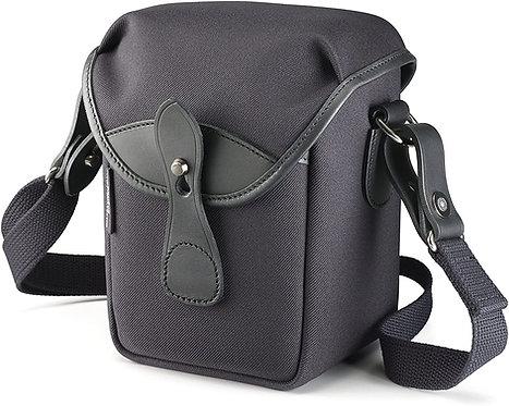 72 Mini Camera Bag - Black FibreNyte / Black Leather 500102-01