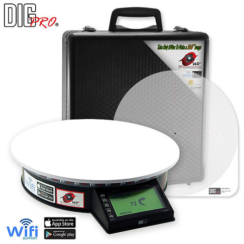 DigPro 360° Electronic Photography System (ET-270) For Product Image