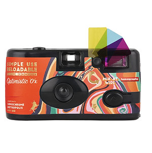 Lomography Optimistic Ox Edition Simple Use Reloadable Camera (27exp)