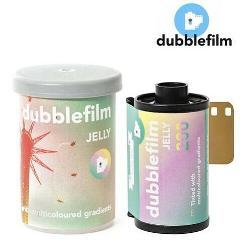 dubblefilm JELLY 200 ISO 35mm Film (36exp)