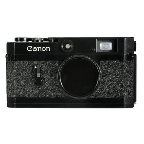 Canon P RF Film Camera Leica LTM L39 Repainted- Black / Cla'd