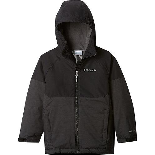 Boys' Alpine Action II Jacket - Black