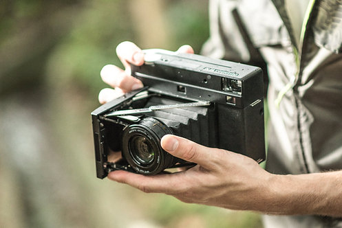 Mint - 全手動 即影即有相機 MiNT InstantKon RF70 風琴機 - 送1盒Instax Wide Film
