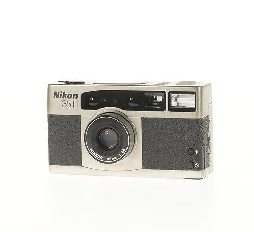 Nikon 35Ti Film Camera
