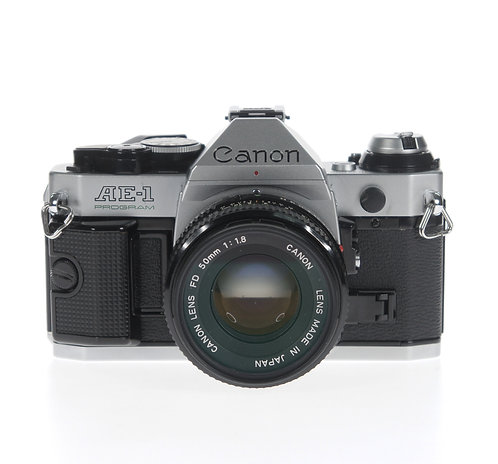 Canon AE-1 Film Camera #1024882