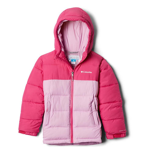 Kids' Pike Lake Jacket - Pink Ice, Pink Clover