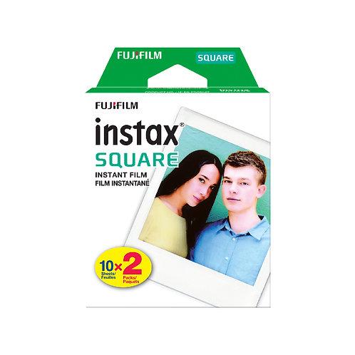富士菲林 Fujifilm Fuji Instax Square Instant Film (Twin Pack)
