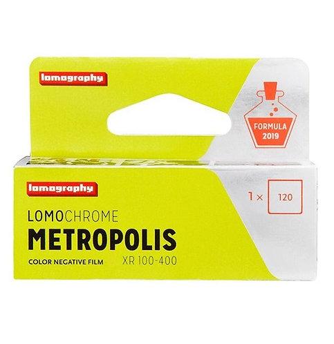 Lomography LomoChrome Metropolis XR 100-400 ISO 120 Film